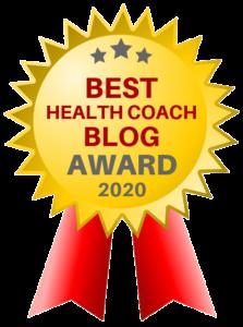 Best Health Coach Blog Award 2020