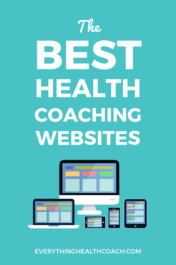 The Best Health Coaching Websites