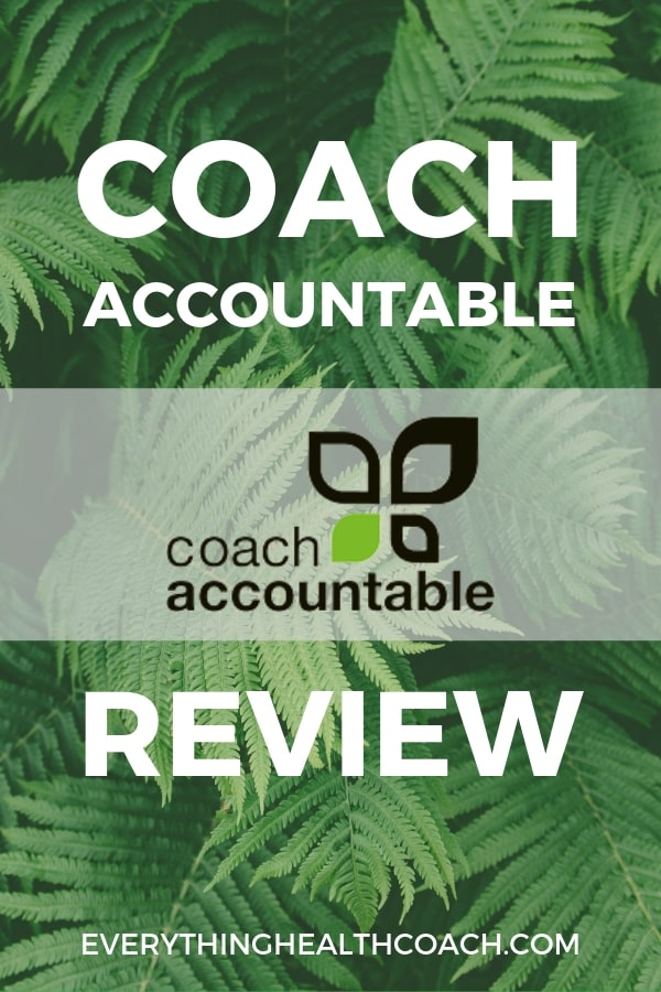 Coach Accountable Review