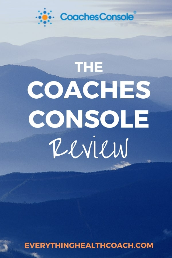 Coaches Console Review