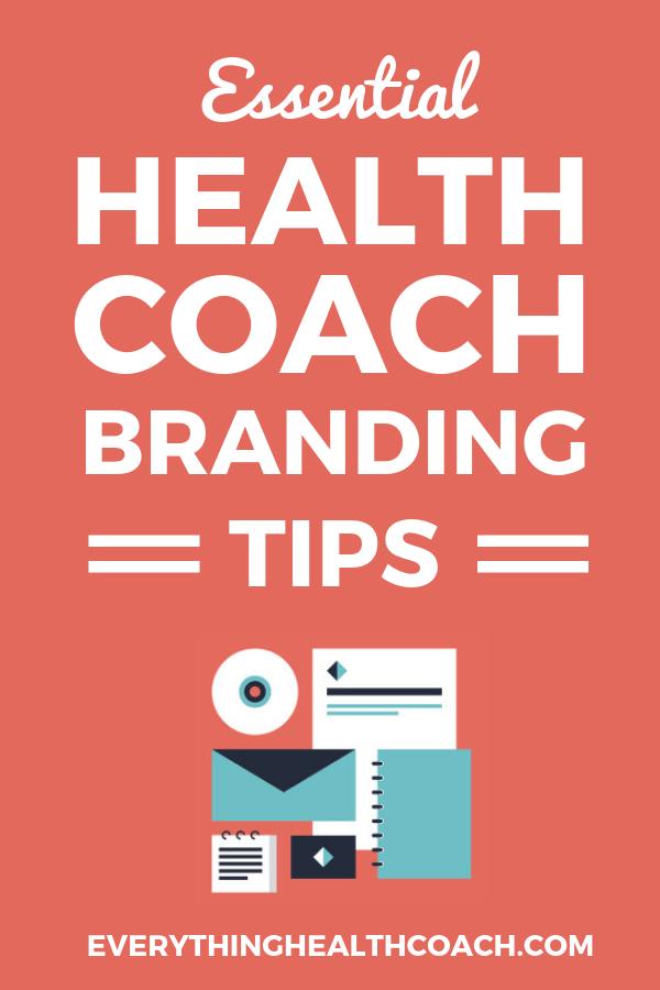 Health Coach Branding