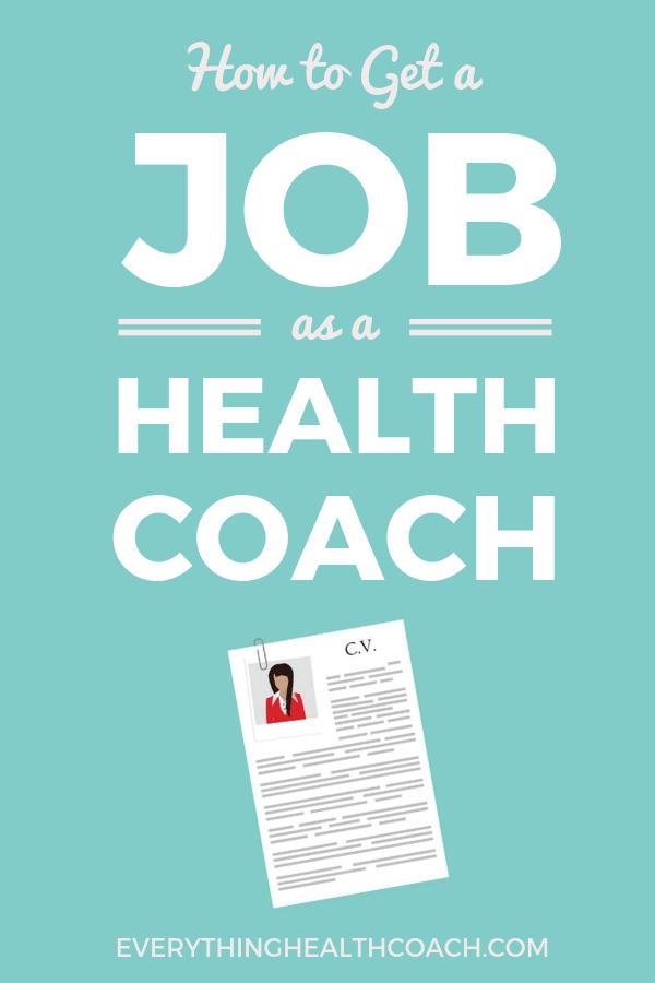 Where To Get A Job As A Health Coach A Beginners Guide