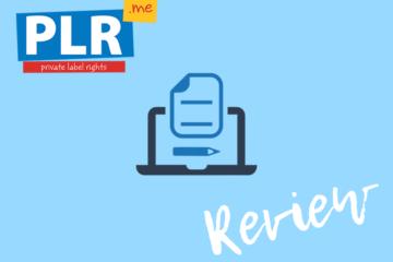 PLR.me Review