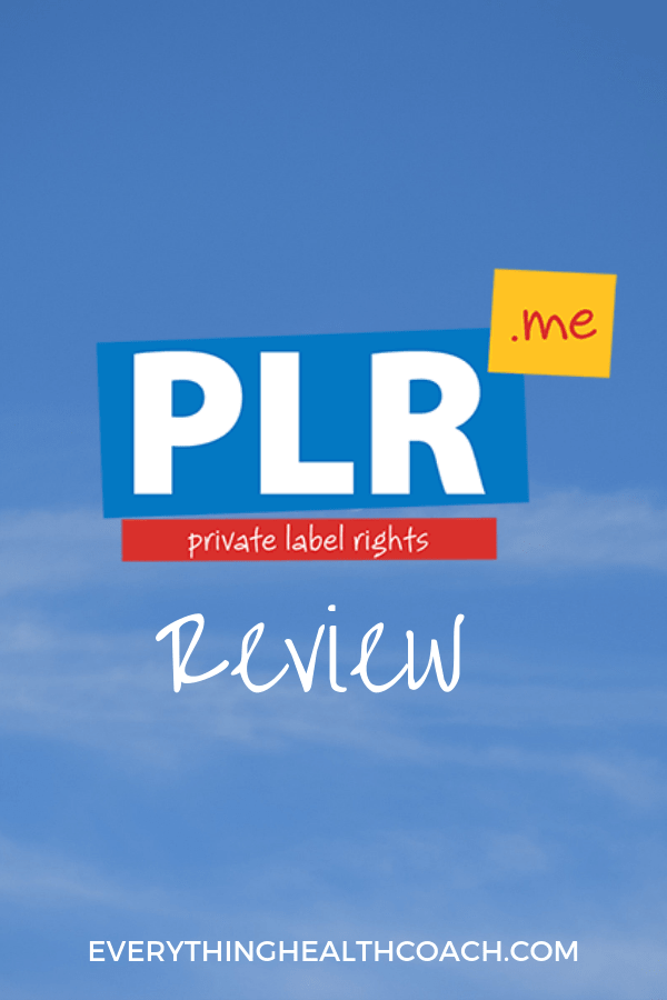 PLR.me Review