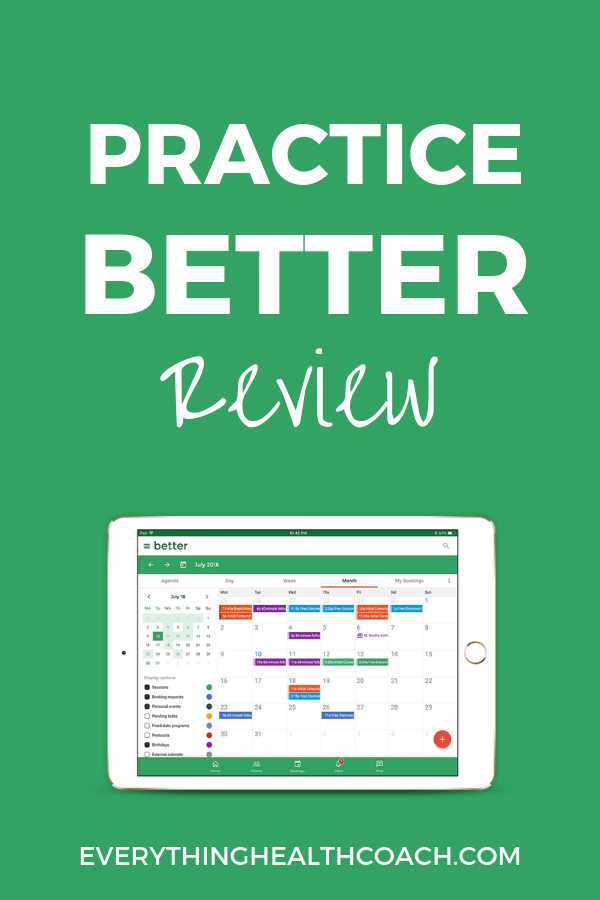 Practice Better Review