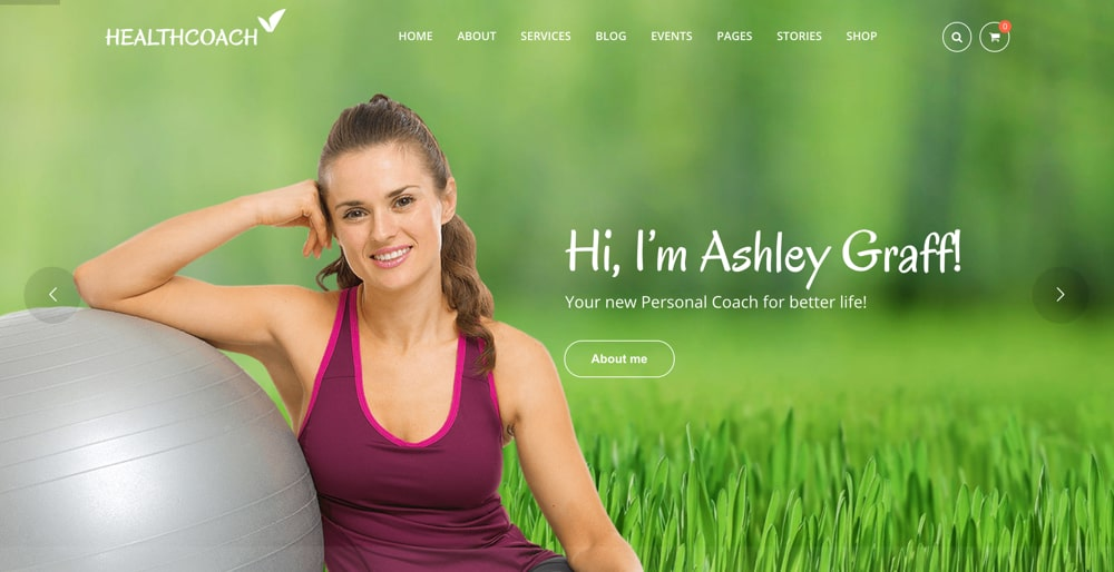 Health Coach By StylemixThemes